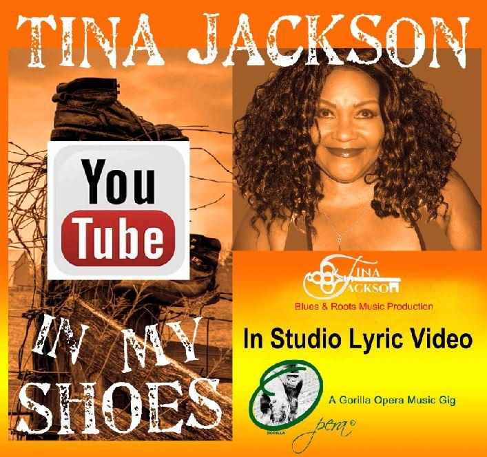 Blues and Roots, Tina Jackson Music