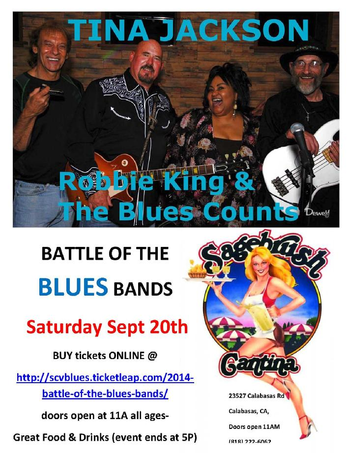 Santa Clarita Valley Blues Society